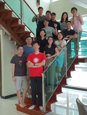 KeyRreply Team Photo 1-3