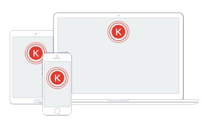 KeyReply apps