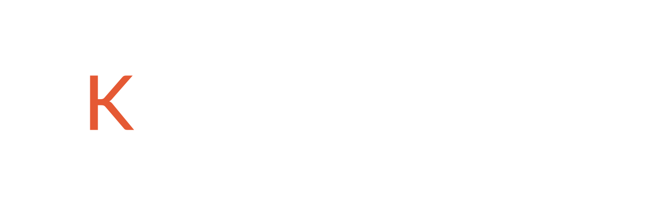 KeyReply White Logo
